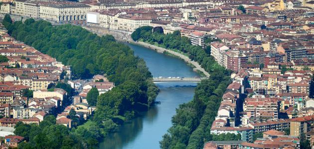 ما أطول أنهار إيطاليا