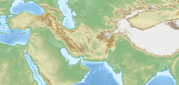 ما هي بلاد الشرق الأوسط