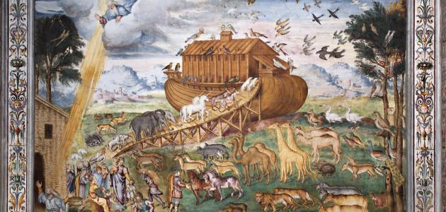 اتجاه مجعد نزل كم عدد الرجال في سفينة نوح Comertinsaat Com