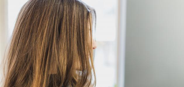 كيفية جعل الشعر ناعماً للبنات
