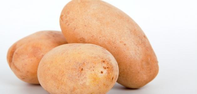 طريقة حفظ البطاطس بالفريزر