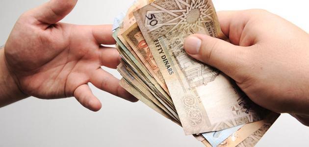 حساب زكاة المال