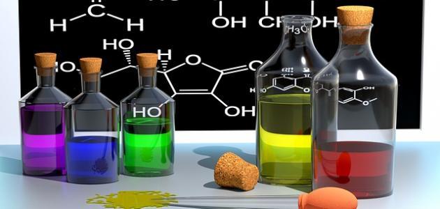 ما المقصود بعلم الكيمياء
