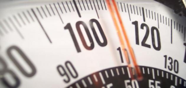 كيف أعرف وزني المثالي