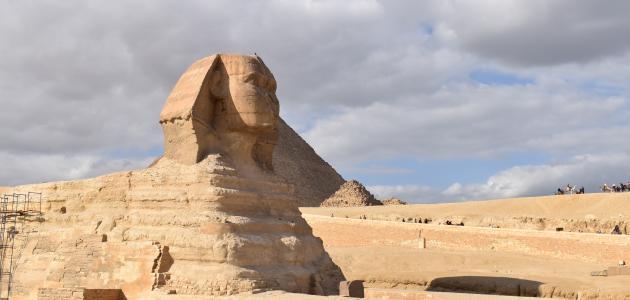 ما طول تمثال أبو الهول
