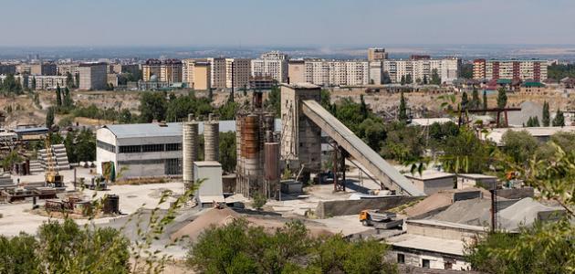 ما هي عاصمة دولة قرغيزستان