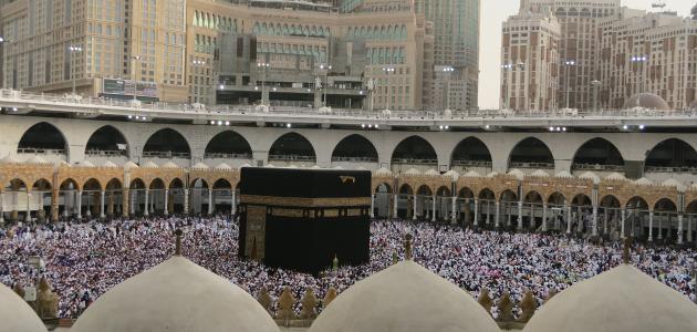 أجر الصلاة في مكة