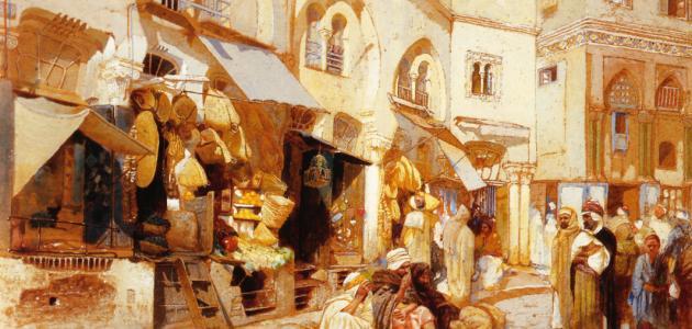 بحث عن حياة العرب قبل الإسلام
