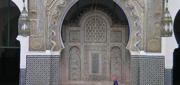 مدينة فاس المغربية
