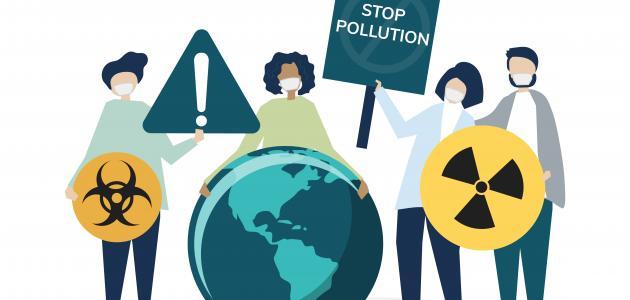 كيفية الوقاية من تلوث الهواء