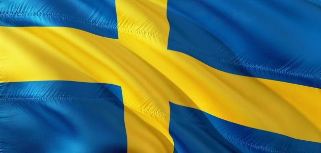 ما لغة السويد