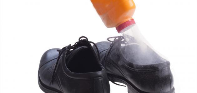 كيفية التغلب على رائحة القدم الكريهة