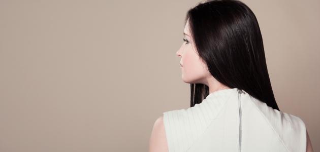 كيفية جعل الشعر ناعماً بدون سشوار