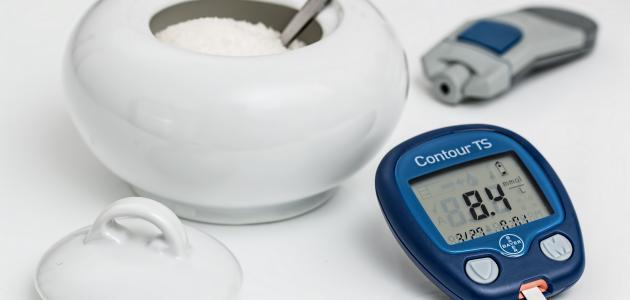 آثار مرض السكر
