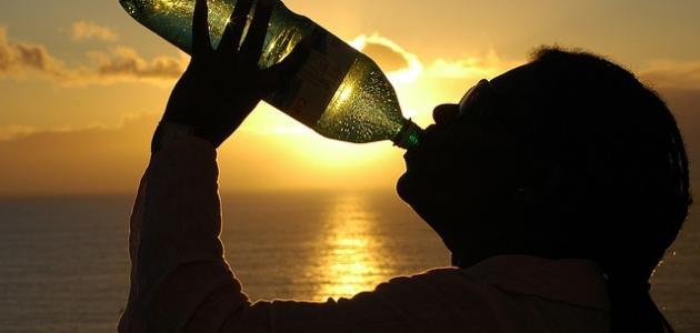 ما أسباب العطش الشديد