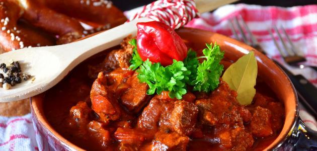طريقة عمل شوي اللحم