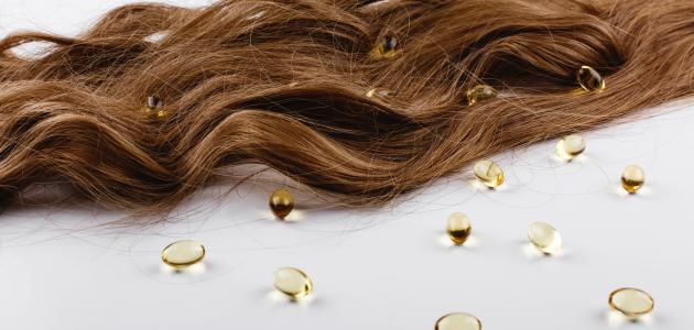كيفية وضع الزيت على الشعر