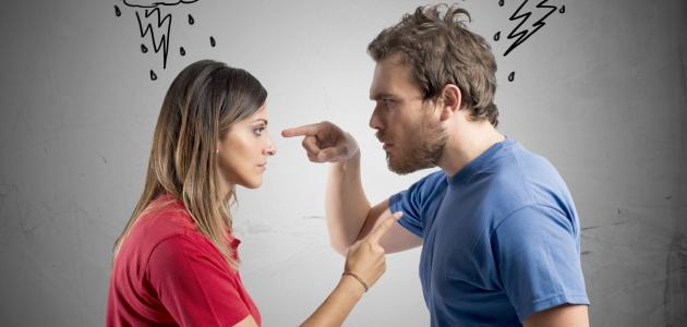 ما يقال عند الغضب