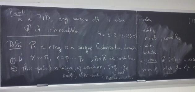 أهم أعمال الخوارزمي في الرياضيات