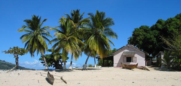 ما هي مدغشقر