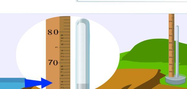 كيفية حساب الضغط الجوي