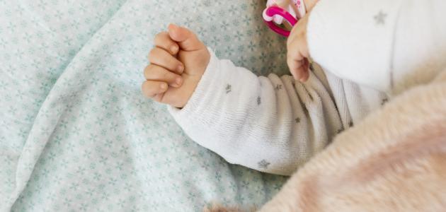 كيفية التخلص من الغازات للطفل الرضيع