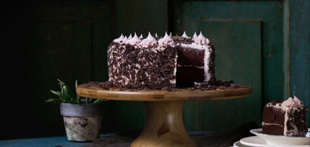 طريقة عمل صوص الشوكولاته على الكيك
