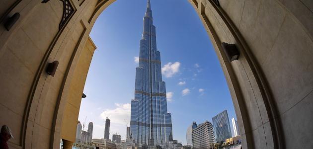 ما أكبر برج في العالم