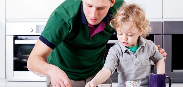 تعليم طبخ الكيك