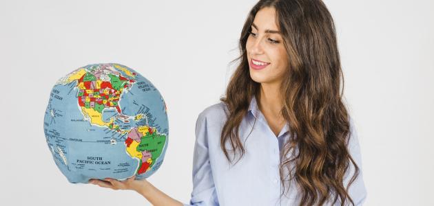 ما معنى جغرافيا