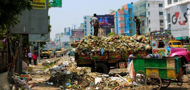 ما هي الأضرار التي يلحقها التلوث بالبيئة