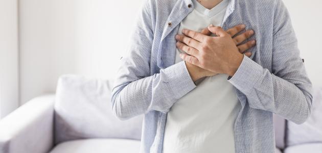 أعراض شحنات القلب
