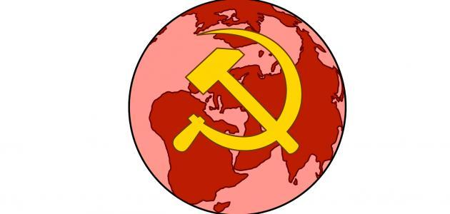 ما معنى الحزب الشيوعي