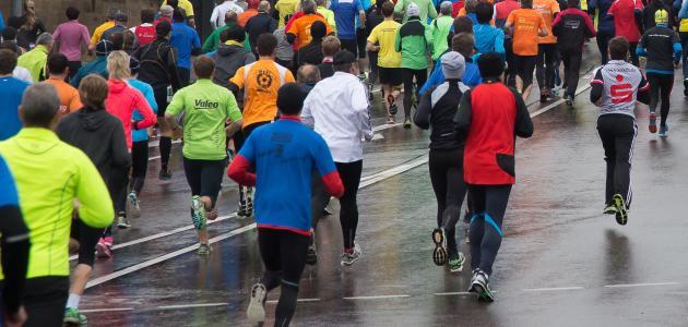 كيفية الجري لمسافات طويلة بدون تعب