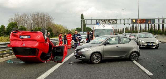 أثر الحوادث المرورية على المجتمع