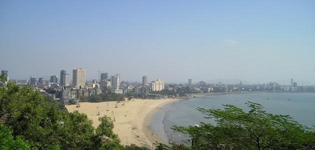 أكبر مدن الهند اسمها السابق بومباي
