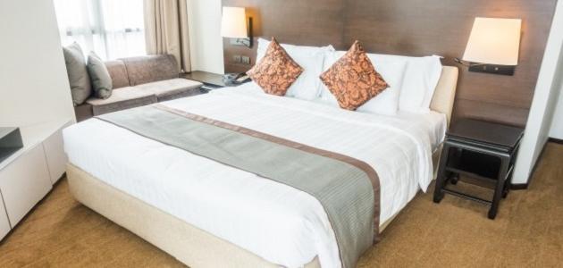 كيفية ترتيب غرفة النوم