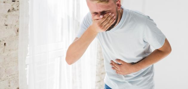 أمراض جدار المعدة