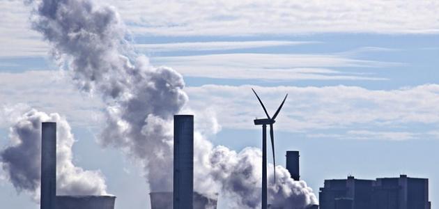 ما أسباب تلوث الهواء