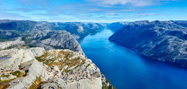 السياحة بالنرويج