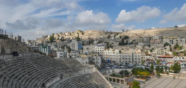 ما اسم العاصمة عمان قديماً