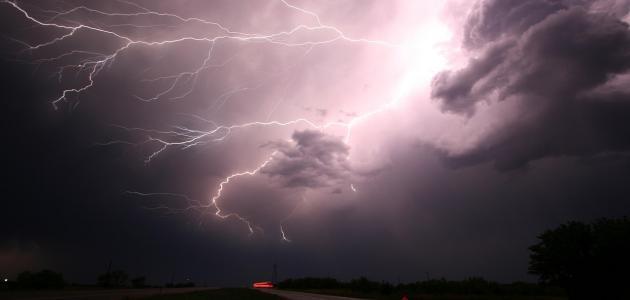 كيفية حدوث الرعد