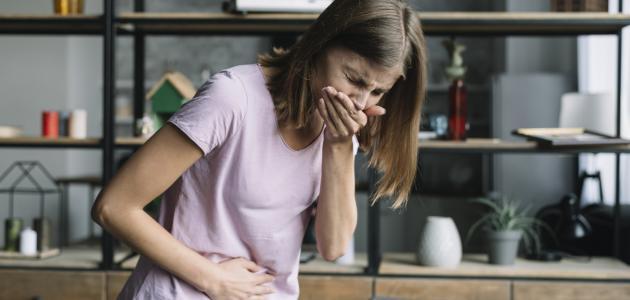 أعراض سرطان فم المعدة