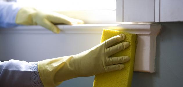 كيفية تنظيف البيت بسرعة