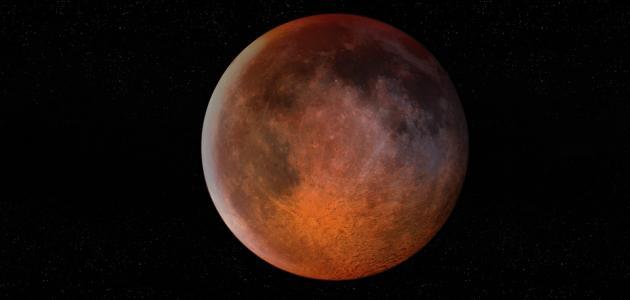 كيفية الخسوف القمري