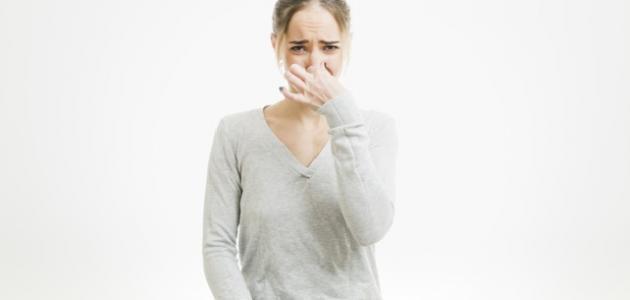 كيفية التخلص من رائحة الغازات الكريهة
