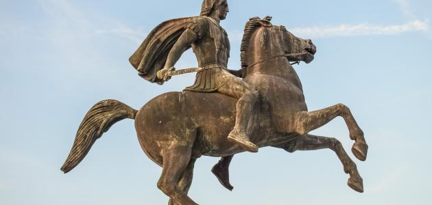كيف مات الإسكندر المقدوني