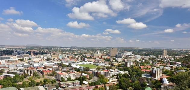 ما هي عاصمة جمهورية جنوب أفريقيا