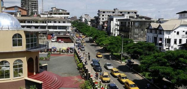 ما هي عاصمة ليبيريا