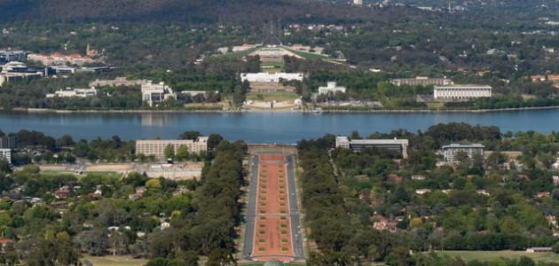 ما هي عاصمة دولة أستراليا